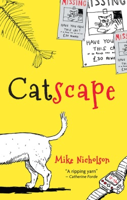 catscape cover