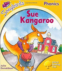 Oxford Reading Tree: Stage 5: Songbirds: Sue Kangaroo: Amazon.co ...